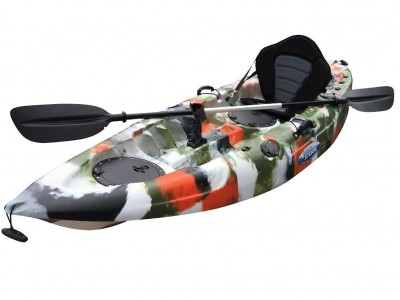 Storm Single Sit On Kayak Jungle Camo