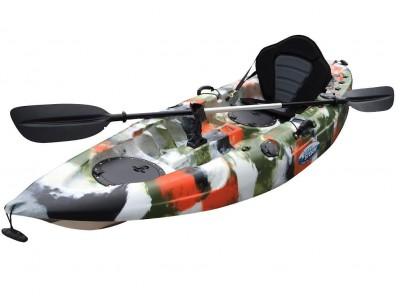 Storm Single Sit On Kayak Jungle Camo